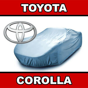 toyota Corolla Car Cover Ultimate Full Custom fit All Weather Protection