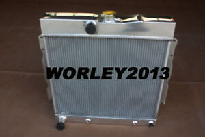 Aluminum Radiator For Plymouth Fury 1963 1964 1965 1966 1967