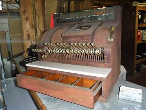 Remington 1928 Antique Collector National Cash Register Collectible Vintage