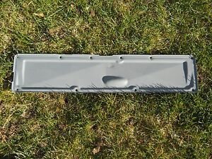 Early Chevy Stove Bolt 235 Cu In 6 Cylinder Tappet Side Cover Tin