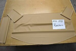 1976 76 1977 77 1978 78 1979 79 Ford Ranchero Tan Headliner Usa Made Top Quality