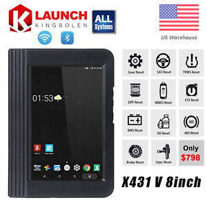 Launch X431 V 8inch Full System Tablet Auto diagnostic Code Reader Scan Tool