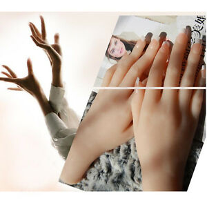 Simulation Silicone Realistic Lifelike Female Displays Model Mannequin Hand