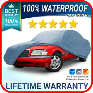 Mercedes Benz C Class Car Cover Weatherproof 100 Warranty Customfit