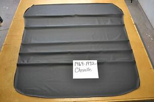 1969 69 1970 70 1971 71 1972 72 Chevelle Tier Grain Black Headliner Usa Made