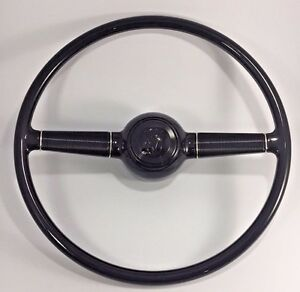 1940 40 Ford Deluxe 15 Steering Wheel Gm Steering Column W V8 Horn Button