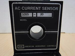 American Aerospace Cotnrols 1055 20 Ac Current Sensor