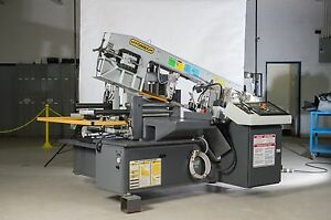 Hydmech S 20a 13 h X18 w Capacity 5hp 208 240 480 Or 575v 3ph Automatic Band Saw