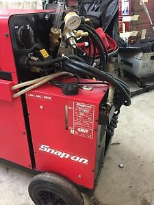 Snap on Welder Grv7 Tig 250 With Mig Adaptor