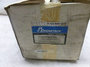 Nos Water Pump Enginetech Wp 4014 302 5 0l 86 87 Ford Ltd Crown Vic Squire