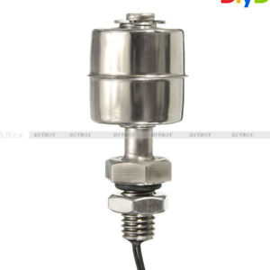 Mini Stainless Steel Indicator Vertical Water Level Sensor 45mm Float Switch