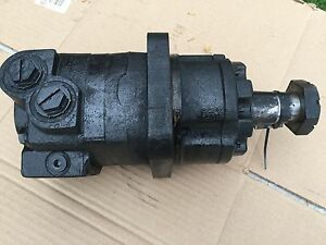 Tennant Remanufactures Hydraulic Gear Motor Part Number 379609