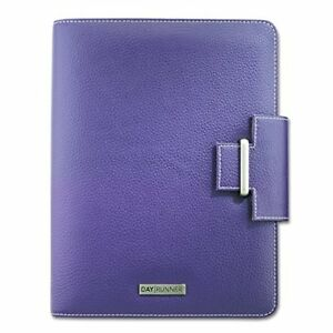 Day Runner Undated Terramo Refillable Planner 7 75 X 9 56 1 5 Inches 401 0214