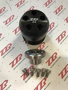 Zzp Lsa Supercharger 2 5 Modular Pulley System Cts v Zl1 Pulley Upgrade