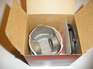Vintage Nos Briggs Stratton Gas Engine 020 Over Piston Assy 497533