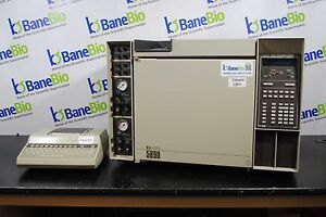 Hewlett Packard Gas Chromatograph 5890