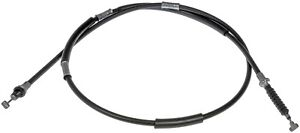 Parking Brake Cable Rear Right Dorman C660767 Fits 05 14 Ford Mustang