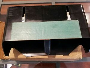 Nos Ford 1966 67 68 8 Track Tape Holder Mustang Fairlane Galaxie