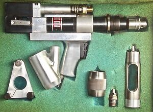 Ingersoll Rand Aro Pneumatic Self Feed Drill Complete Kit 19 000 Rpm
