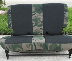 Jeep Willy s Wrangler Tj Factory Oem Rear back Seat Like New