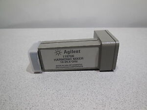 Hp Agilent 11970k Harmonic Mixer 18 26 5 Ghz Calibration With 14 Day Warranty