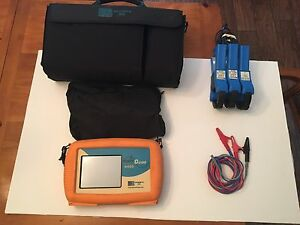 Dranetz Bmi Powerguide 4400 Power Guide 3phase Power Quality Analyzer Meter Hasp