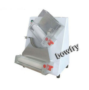 110v 220v Automatic Pizza Dough Roller Machine sheeter Machine Pizza Size 3 12