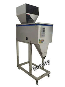 Automatic Grain Weighing Filling Machine weigh Filler Vibratory Filler 10g 999g