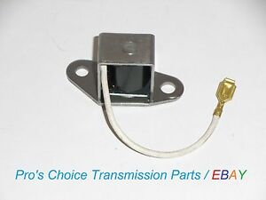 Gm Turbo Th 400 475 3l80 Transmission Kickdown Passing Gear Solenoid Valve