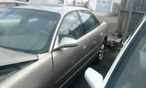 Automatic Transmission Without Supercharged Option Fits 01 Regal 589035