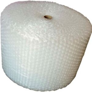 Polyair 5 16 x 48 Large Bubbles Perforated 12 188 Ft Bubble Wrap