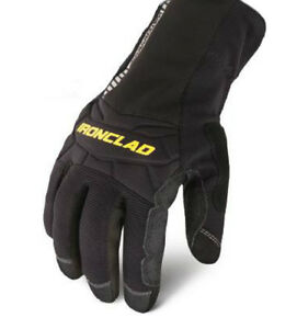 Ironclad Ccw2 03 m Cold Condition Waterproof Glove Medium