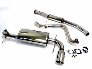 Obx Catback Exhaust For 2008 2014 Subaru Impreza Wrx 2 5l All Turbo