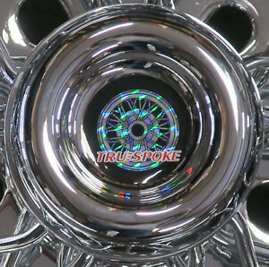 Truespoke Emblems Hologram 70 s Style 1 5 Inches Truspoke True Spoke Tru Spoke