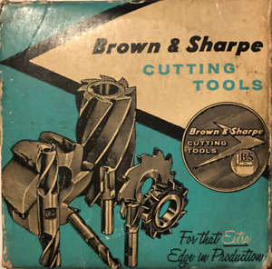 9 Pcs Brown Sharpe 620c128 1 128 Thick 1 hole Slotting Saw see Descripyion