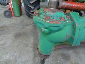 John Deere 950 1050 4x4 Spindle Housing left Side Or Right Side 1 Only