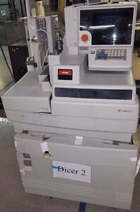 K s 984 6 Precision Wafer Dicing Saw