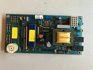 Adc Dryer Phase5 Computer Coin Board 137213