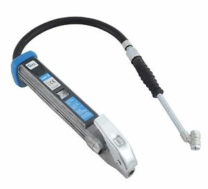 Professional Gauge Hd Tire Inflator 21 Air Hose chuck 0 178psi check Video