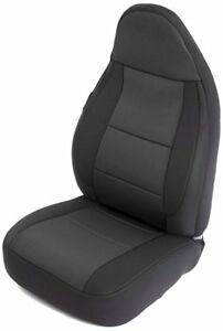 2007 And 2013 Curr Jeep Wrangler 4dr Neoprene Front Rear Seat Co