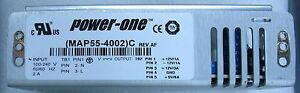 Map55 4002c Power one Switching Power Supply Open Frame