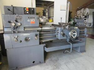 Tos Trencin Precision Gap Bed Engine Lathe Model Sn40c