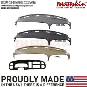 1999 2000 2001 Dodge Ram Dash Cover Skin Cap Kit bezel Cover You Choose Color
