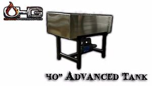 40 Diy Advanced Galvanized Water Transfer Printing Hydrographics Tank W Kit