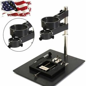 Heat Gun Clamp Board Pcb Holder Soldering Station Repair Platform Tool Usa