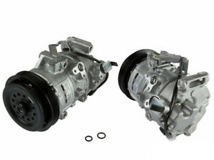 New Compressor Denso New 4711622 For Toyota Yaris