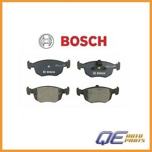 Front Ford Contour Svt 1998 2000 Disc Brake Pad Set Bosch Quietcast Bp762