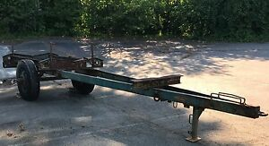 Pole Trailer For Sale With Title
