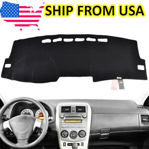 Xukey For Toyota Corolla 2009 2013 Dash Cover Dash Mat Dashmat Dashboard Cover