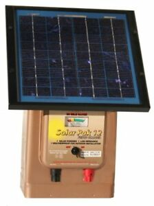Parmak Magnum Solar Pak12 Solar Fence Charger pack Of 1